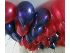 Metallic Purple & Magenta Helium Latex Balloons | CorporateRewards.com.au
