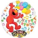 Elmo Birthday