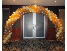 Balloon Entrance Arch | Hyatt Grand Ballroom Corporaterewards.com.au