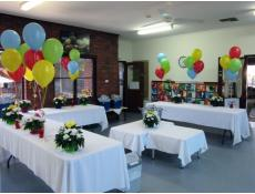 4 Balloon Table Arrangements Silverwood Centre| www.CorporateRewards.com.au