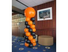 Balloon Column with Giant Balloon Topper | Fremantle Sailing Club www.corporaterewards.com.au