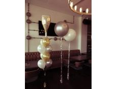 Giant Balloon Arrrangements | Congratulations Theme Globe Bar Perth | www.corporaterewards.com.au