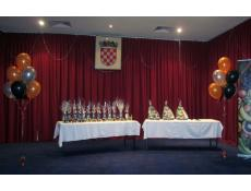 Balloon Clusters for Stage Corporaterewards.com.au