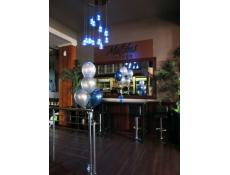Bar Balloon Decorations | Matches Lounge Bar Northbridge CorporateRewards.com.au