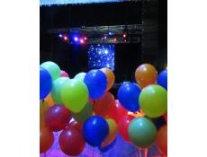 Helium Balloons | Metropolis Night Club Fremantle | corporaterewards.com.au