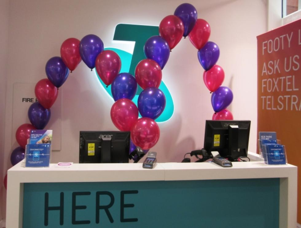Helium Balloon Arches | Metallic Magenta & Purple Balloons CorporateRewards.com.au