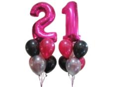 Helium Balloons Party Gift Hampers