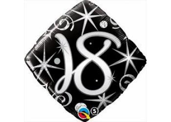 18th Birthday Balloons