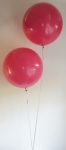 Helium Balloons Perth | Giant 3 Foot Helium Balloons Pink