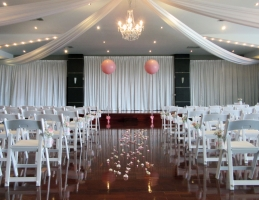 Wedding Balloons Perth | 3 foot pink latex balloons