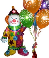 Helium Balloons Perth | Clown Airwalker