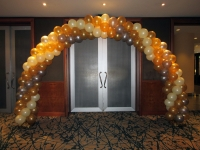 Balloon Arch School Ball