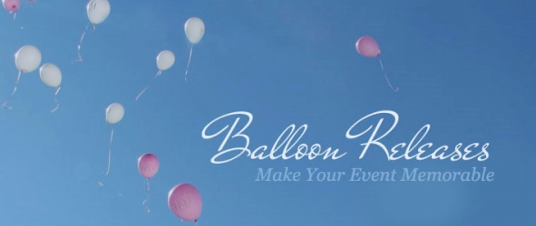 Helium Balloons for Release