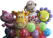 Helium Balloons Perth | Super Shape Balloon Bouquets
