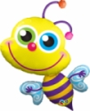 Helium Balloons Perth | Beaming Bee Balloons