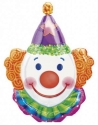 Helium Balloons Perth | Clown Face Balloons