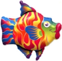 Coral Fish Balloon