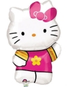 Hello Kitty Super Shape Helium Balloons