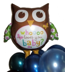 Helium Balloons Perth | New Baby Balloons