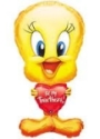 Tweety Bird Tweet Heart Balloon