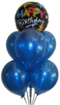 Birthday Balloon Bouquets Perth
