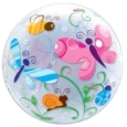 Butterfly Bugs Bubble Balloon