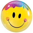 Smiley Face Bubble Balloon