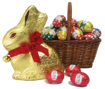 Easter egg baskets easter gift baskets perth easter eggs and easter egg baskets delivered in perth negle Choice Image