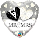 Wedding Balloons Perth | Mr & Mrs Balloons
