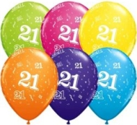21 Print Latex Helium Balloons Perth