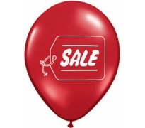 Sale Print Latex Helium Balloosn Perth
