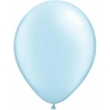 Pearl LIght Blue Helium Latex Balloons