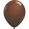Chocolate Helium Latex Balloons