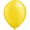 Metallic Yellow Citrine Helium Latex Balloons