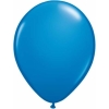 Dark Blue Helium Latex Balloons