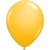 Goldenrod Helium Latex Balloons