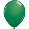 Green Helium Latex Balloons