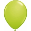 Lime Helium Latex Balloons