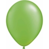 Metallic Lime Helium Latex Balloons