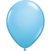 Light Blue Helium Latex Balloons