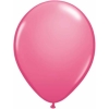 Rose Pink Helium Latex Balloons
