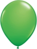 Spring Green Helium Latex Balloons
