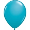 Tropical Teal Helium Latex Balloons