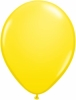 Yellow Helium Latex Balloons