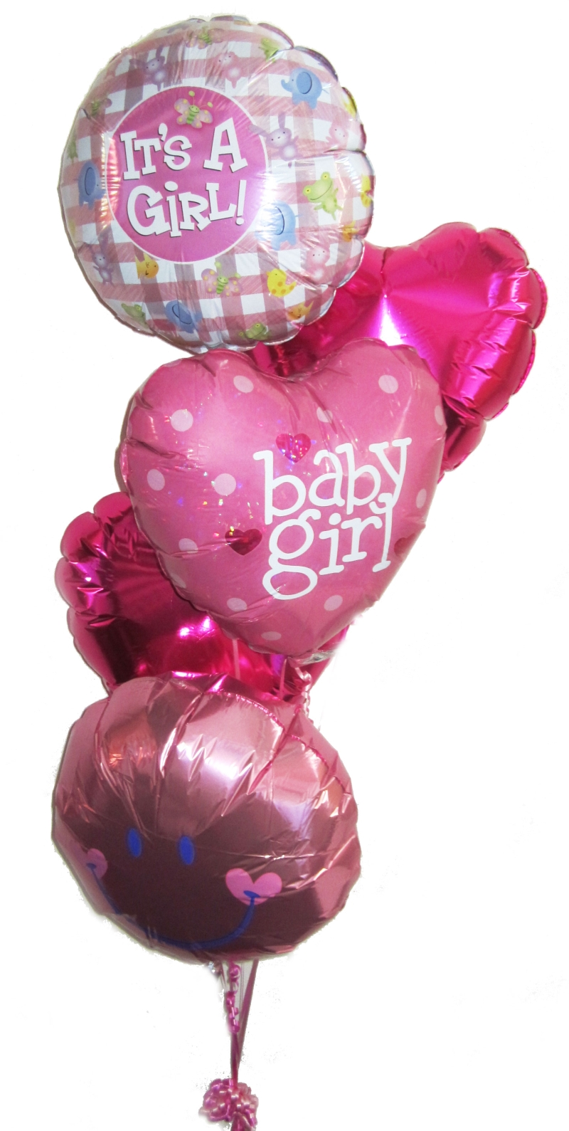 Baby balloons helium perth new bouquets