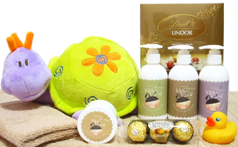 Baby gift baskets next day delivery : Baby love gift baskets same day delivery in perth for new