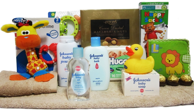 Baby Gift Baskets Delivered : Baby baskets perth gift play