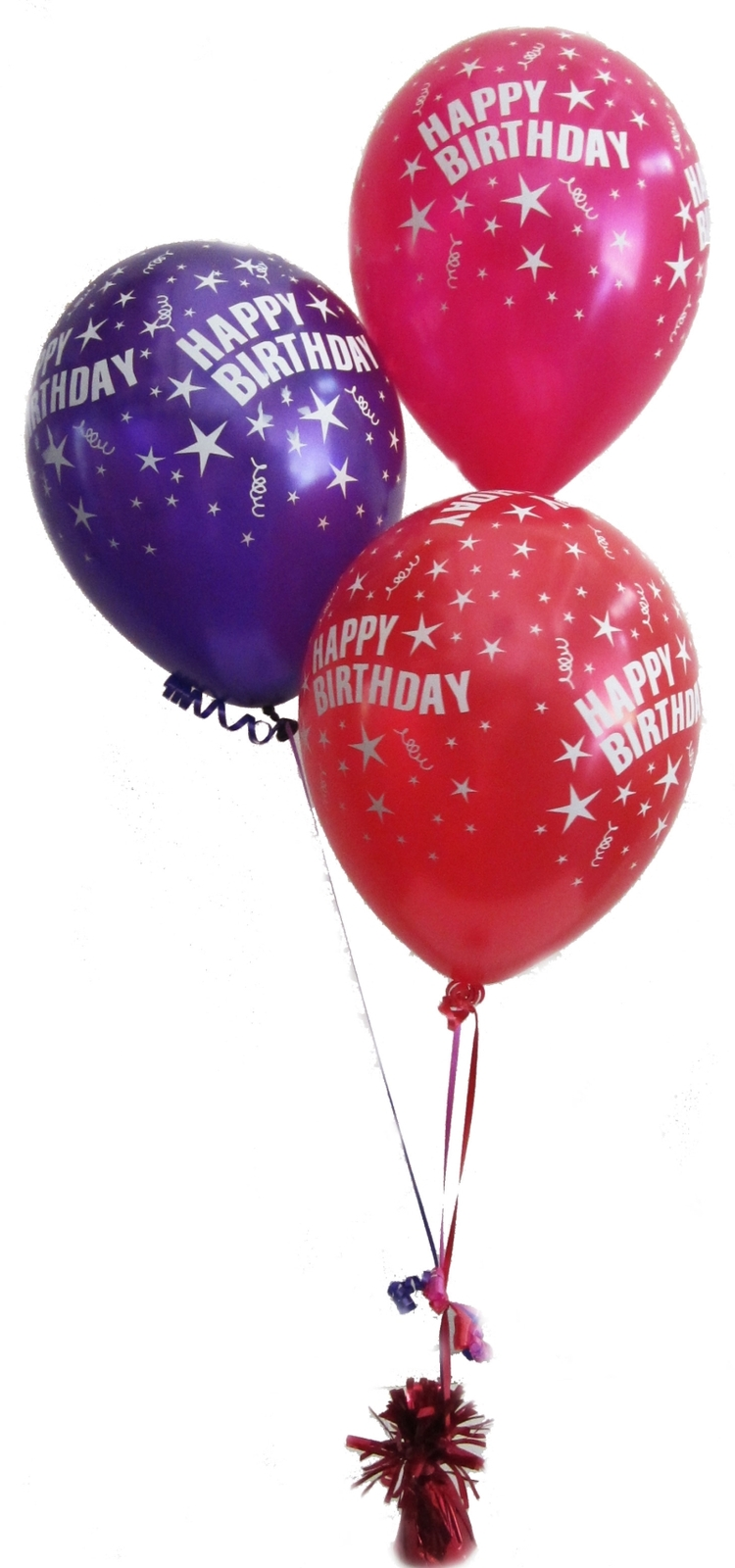 Party balloons perth helium balloons birthday balloons for Helium balloon decoration