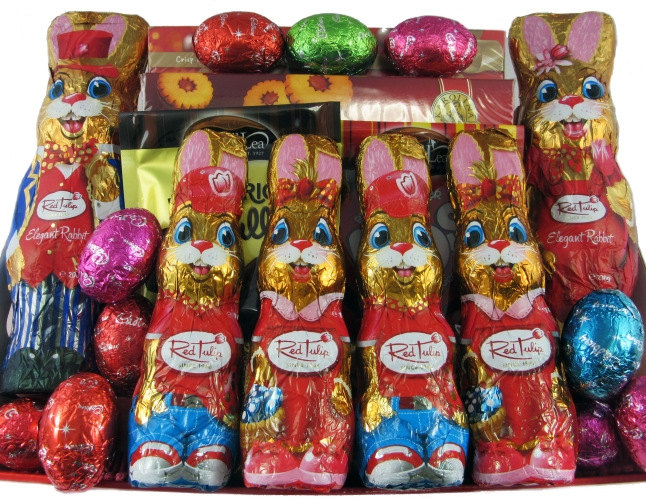 Easter gift basketseaster eggs perth family bunny easter gift catalogue easter egg baskets gifts enlarge negle Images