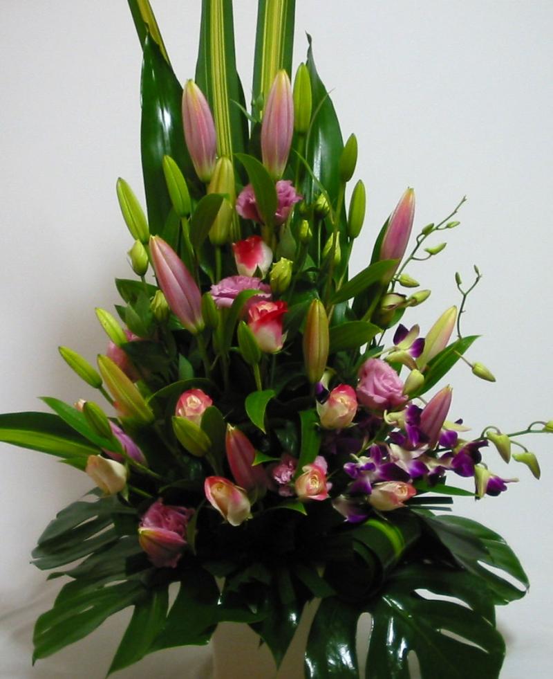 Large Flower Arrangements Perth